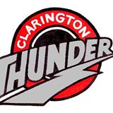 Logo for Clarington Thunder Recrational Hockey League
